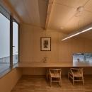 MJ2-houseの写真 書斎スペース