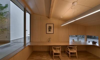 書斎スペース|MJ2-house