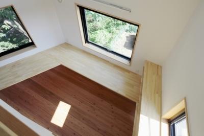子供部屋2 (森に浮かぶ家)