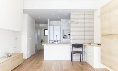 さらりざらりー着付け教室、そしてカフェのような空間 (キッチン)