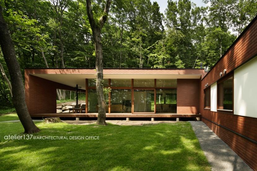 建築家:鈴木宏幸「029那須Hさんの家」
