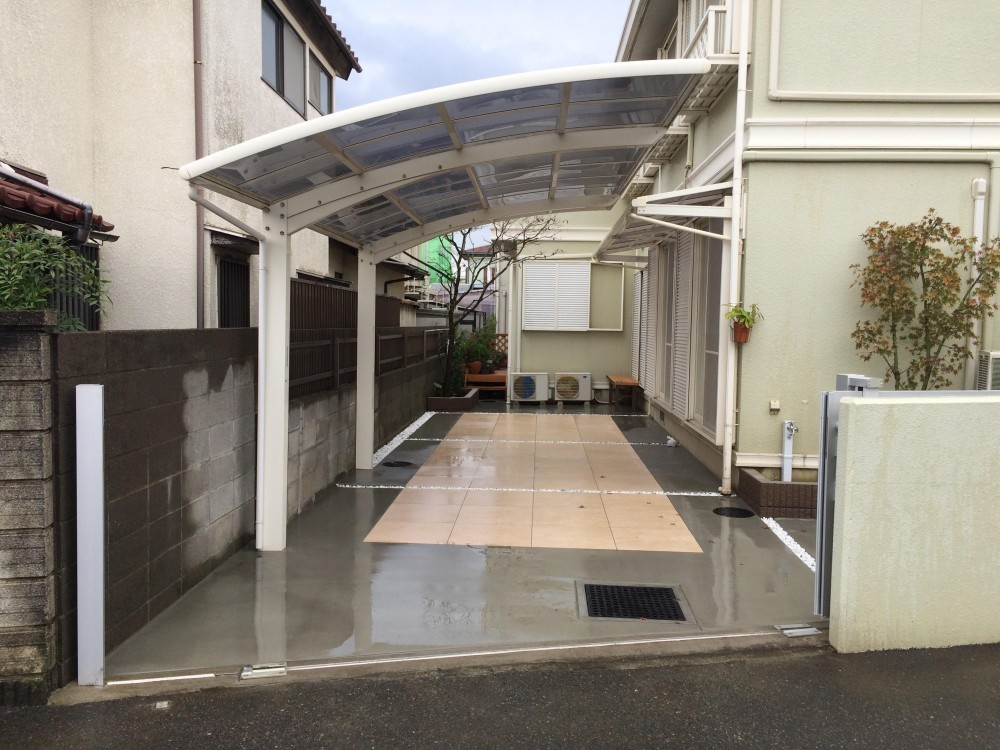 ガーデンリフォーム工事 (ガーデン)