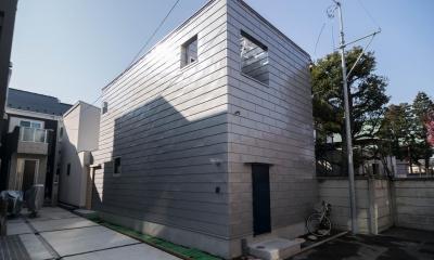 通り庭の家 (外観)