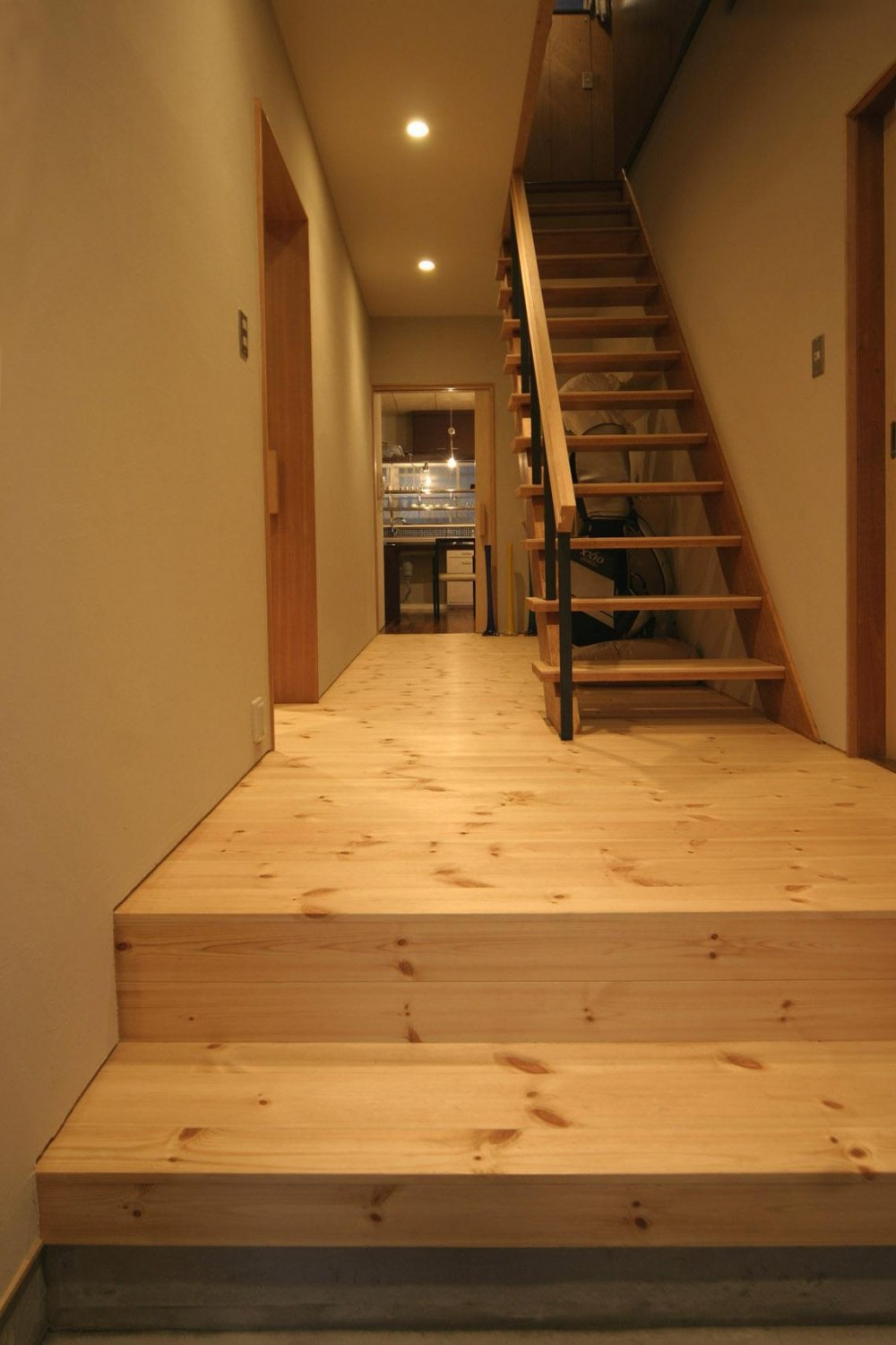『各務原の住宅 G邸』 〜木造戸建てリノベーション〜 (廊下)