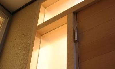 『各務原の住宅 G邸』 〜木造戸建てリノベーション〜 (玄関リフォーム)