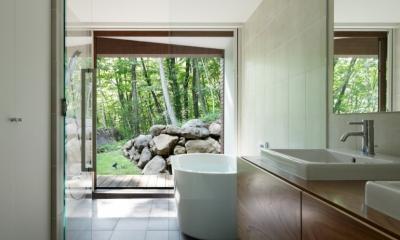 029那須Hさんの家 (浴室)