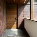 029那須Hさんの家の写真 玄関