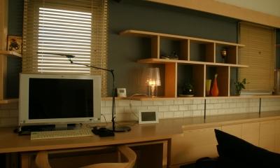 『天白区のマンション U邸』 〜 オリジナル収納家具によるマンションリノベーション 〜
