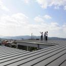 k-houseの写真 屋根上
