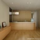 031軽井沢Tさんの家の写真 キッチン