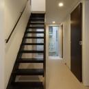 オープン型階段・廊下
