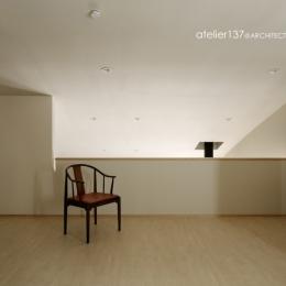 031軽井沢Tさんの家 (ロフト)