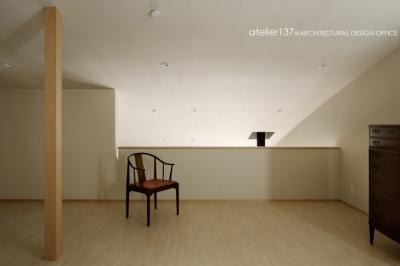 ロフト (031軽井沢Tさんの家)