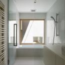 031軽井沢Tさんの家の写真 浴室