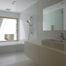 031軽井沢Tさんの家の写真 洗面脱衣室