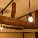 古民家改修プロジェクトの写真 ペンダントライト