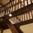 古民家改修プロジェクトの写真 階段