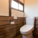 古民家改修プロジェクトの写真 トイレ
