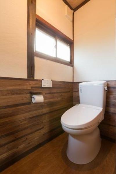 トイレ (古民家改修プロジェクト)