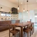木村哲也の住宅事例「土間のある家」