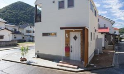Casa Bonita(かわいい家)