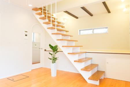 Casa Bonita(かわいい家)の部屋 階段