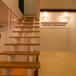 Casa Bonita(かわいい家) (オープン型階段)