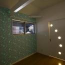 木村哲也の住宅事例「Casa Bonita(かわいい家)」
