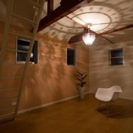 Casa Bonita(かわいい家) (ロフトのある洋室)