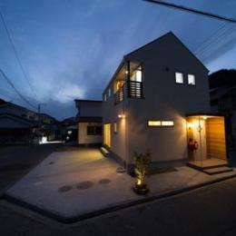 Casa Bonita(かわいい家) (外観 (夜景))