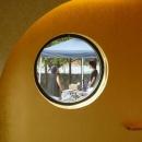 森xイエの写真 丸窓