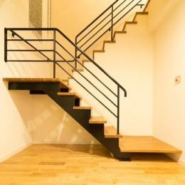 森xイエ (階段)
