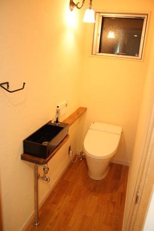 森xイエの部屋 トイレ