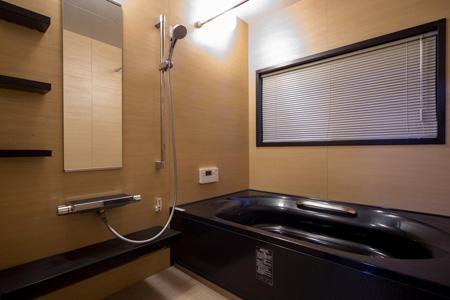 森xイエの部屋 バスルーム
