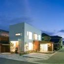 木村哲也の住宅事例「cross road HOUSE」