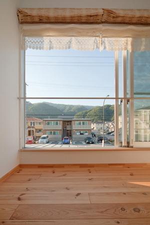 cross road HOUSEの部屋 窓からの眺め