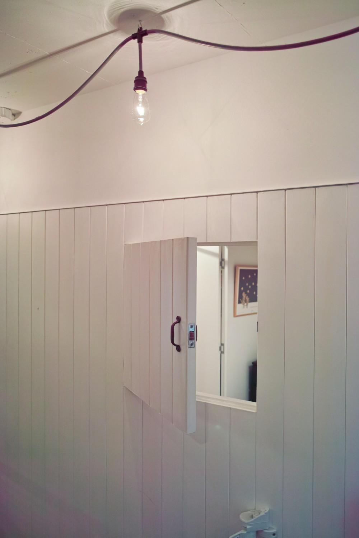 Brygenn—二人のストーリーが詰まった港町風のお部屋 (照明(廊下))