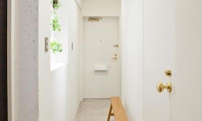 Chambre—部屋ごとの世界観をがらりと変えて (廊下)