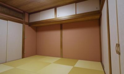 和室続き間まるごと内装フルリフォーム