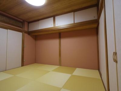 和室 (和室続き間まるごと内装フルリフォーム)