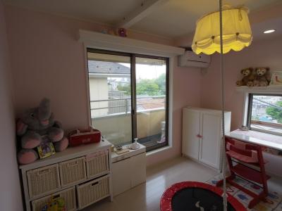 子供部屋 (和室子供部屋リフォーム)