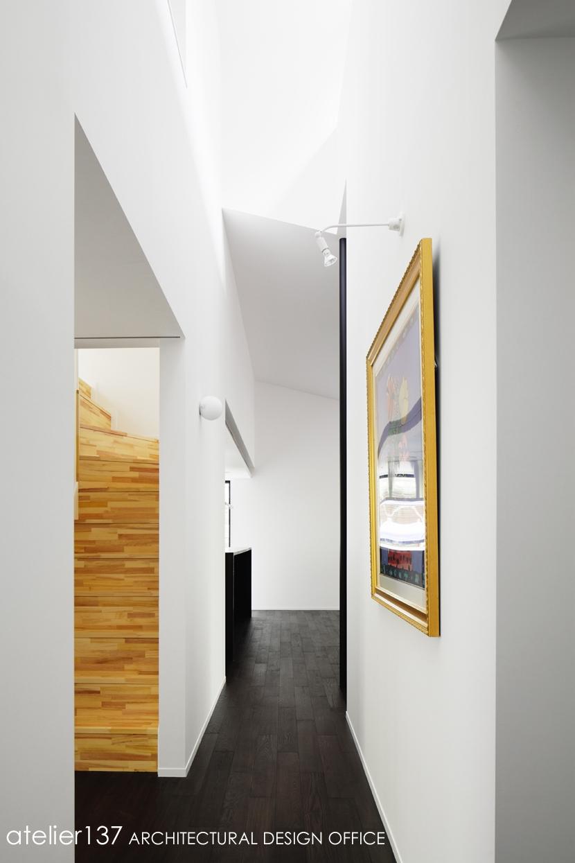 018軽井沢Cさんの家の部屋 廊下