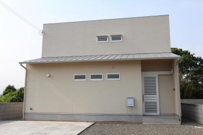 M-HOUSE (外観)