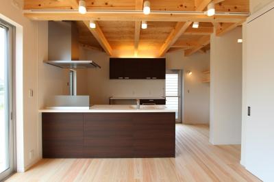 M-HOUSE (キッチン)