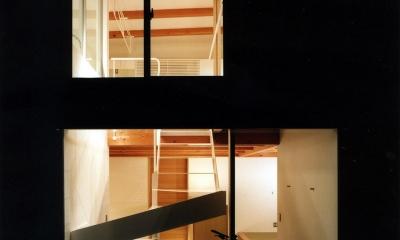 28坪の大きな家 (外観)