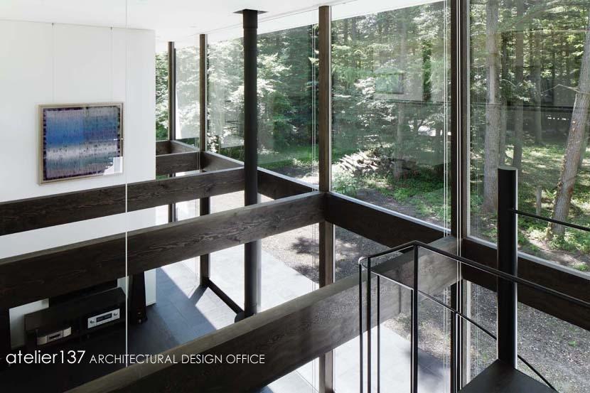 建築家:鈴木宏幸「023軽井沢 I さんの家」
