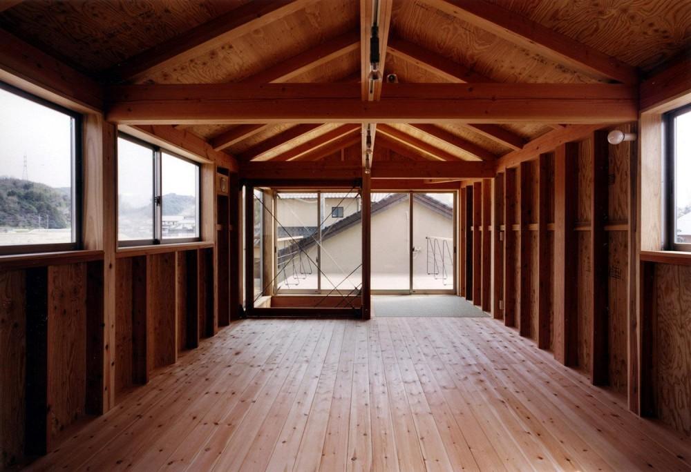 木造スケルトンの家 (フリースペース)