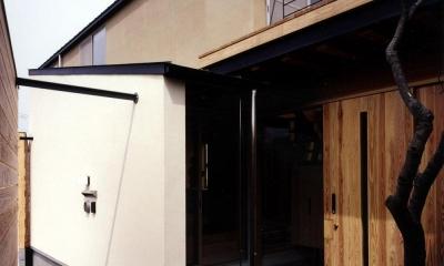 木造スケルトンの家