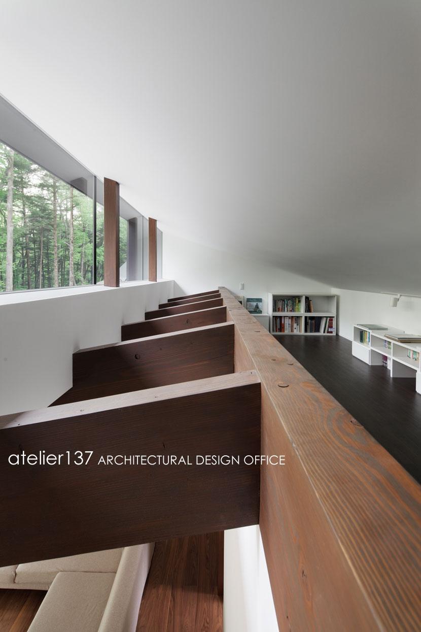 建築家:鈴木宏幸「025軽井沢Sさんの家」