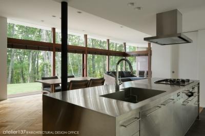 キッチン (029那須Hさんの家)